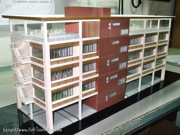 โมเดลคอนโด-โมเดลตึกแถว-โมเดลอาคารพานิชย์-5
