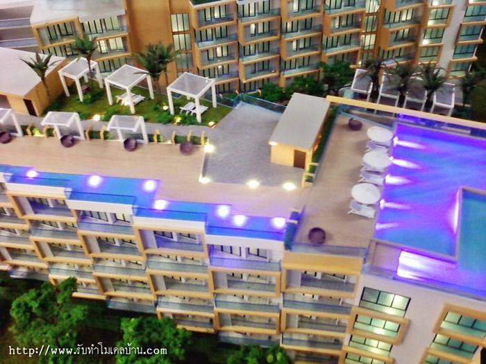 โมเดลคอนโด-โมเดลตึกแถว-โมเดลอาคารพานิชย์-8