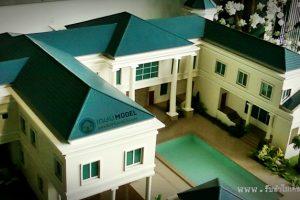 รับทำโมเดลบ้าน บ้านจัดสรร โมเดลบ้านโครงการ